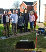 Clipstone village archaeology project 2013