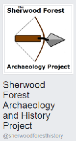 Sherwood Forest Archaeology Project Facebook Page