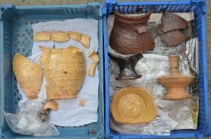 Archaeological Finds Identification workshops - David Budge Mercian Archaeological Services CIC