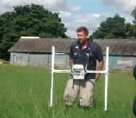 Andy Gaunt Magnetometer Survey king John's Palace