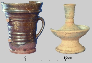Archaeological Pottery training Seminars - David Budge Mercian Archaeological Services CIC