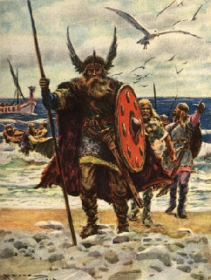 The Vikings of Sherwood Forest